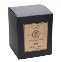Luxury Soy Candle | Pink Champagne & Pomelo | Luxx Creations Company